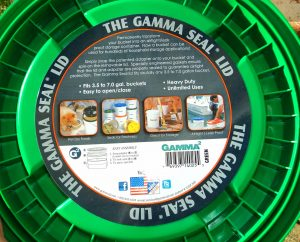 The Gamma Seal Lid