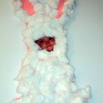 Easter Craft Thanks to Poise Free Samples