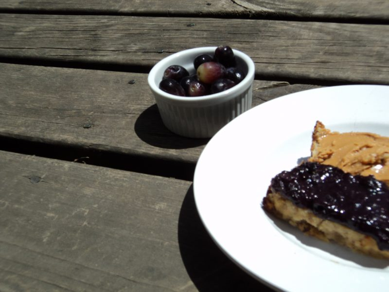SCD Blueberry Jelly Recipe