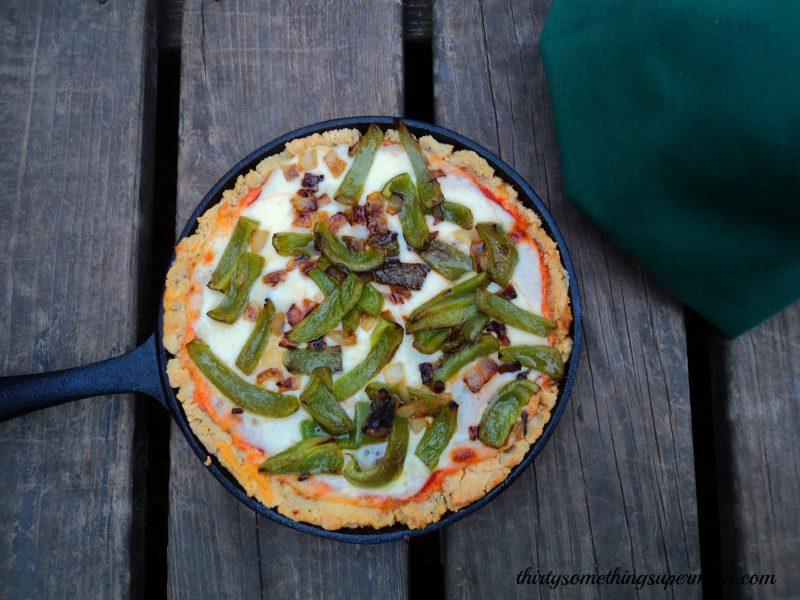 Homemade SCD Deep Dish Pizza