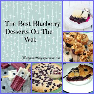 The Best Blueberry Desserts On The Web