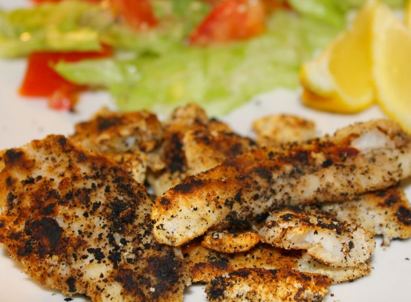Easy Fish Recipe for SCD Diet