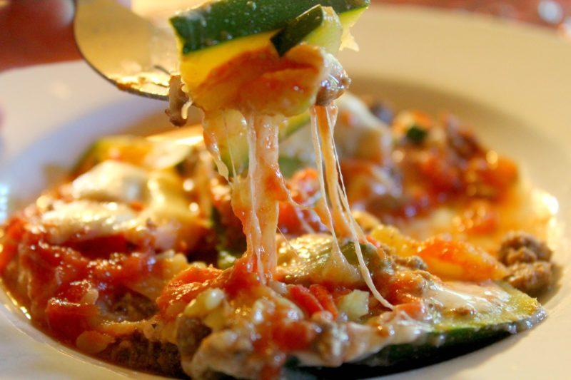 scd zucchini lasagna