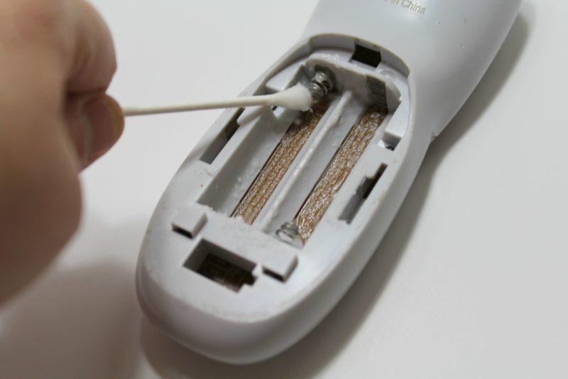 fix remote