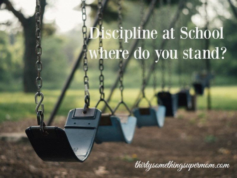 Discipline at School
