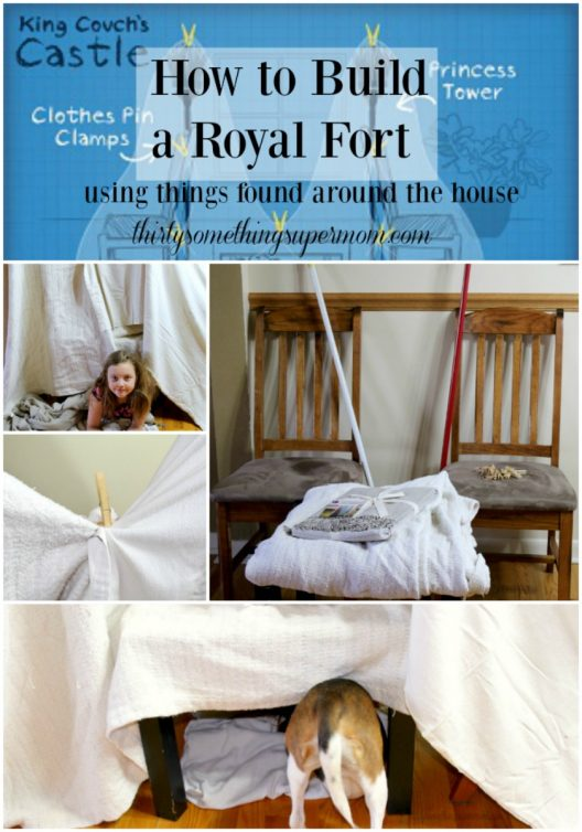 How to build a fort