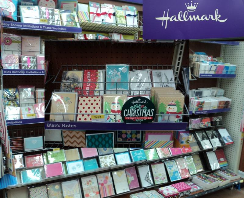 Hallmark Cards at Walmart