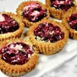 Gluten Free Cherry Tarts