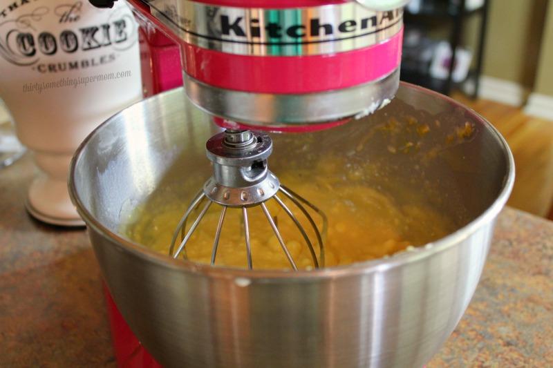 Ice Cream Mixing
