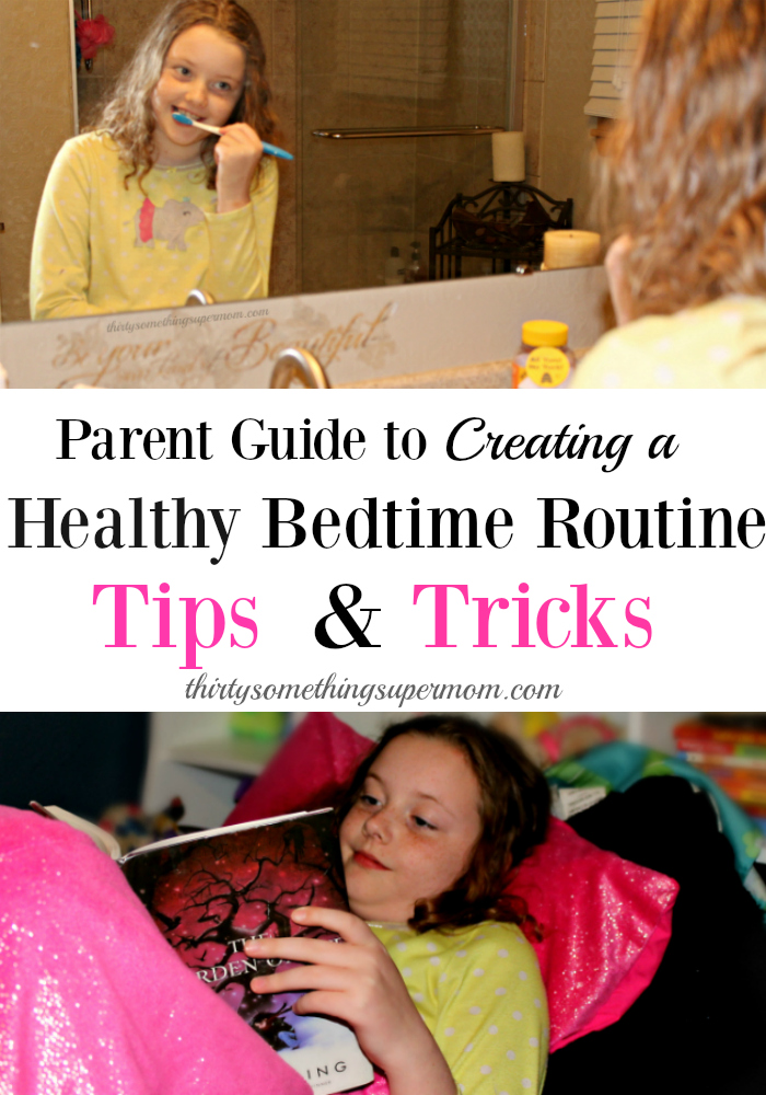 Bedtime Routine tips and tricks