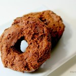Double Chocolate Doughnuts
