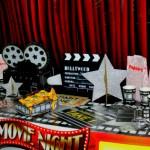 Movie Night Theme Party & Free Printable V.I.P. Invitations