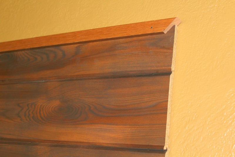 DIY Wall Decor - Wood Accent Wall