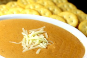 Easy Spicy Cheese Dip Recipe