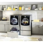 What are the Benefits of Front Load Laundry Machines?