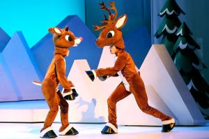 Rudolph is Coming to Cedar Rapids at the Paramount Theatre