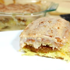Gooey Cream Cheese Cinnadish