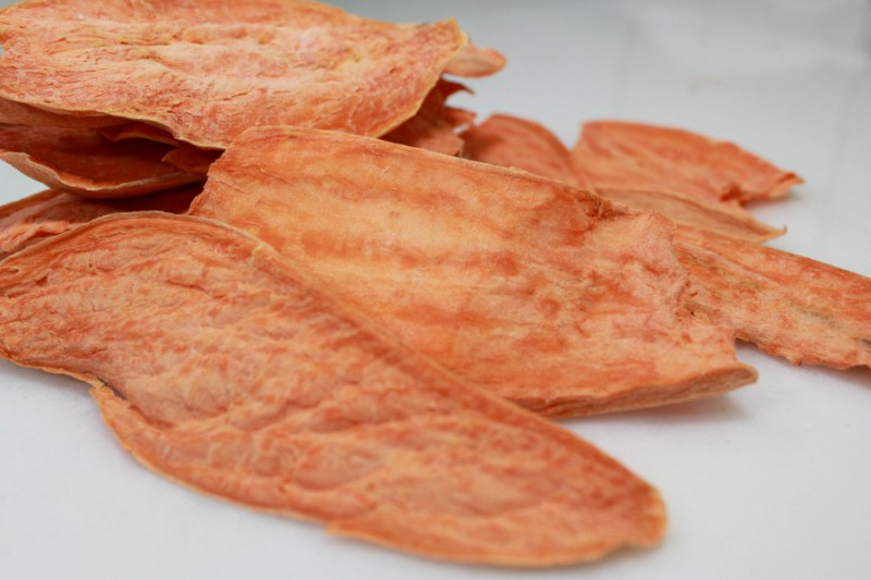 Sweet Potato Chews for Dogs
