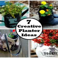 7 Creative Flower Planter Ideas for Spring