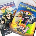 Hotel Transylvania 1 & 2 DVD Giveaway
