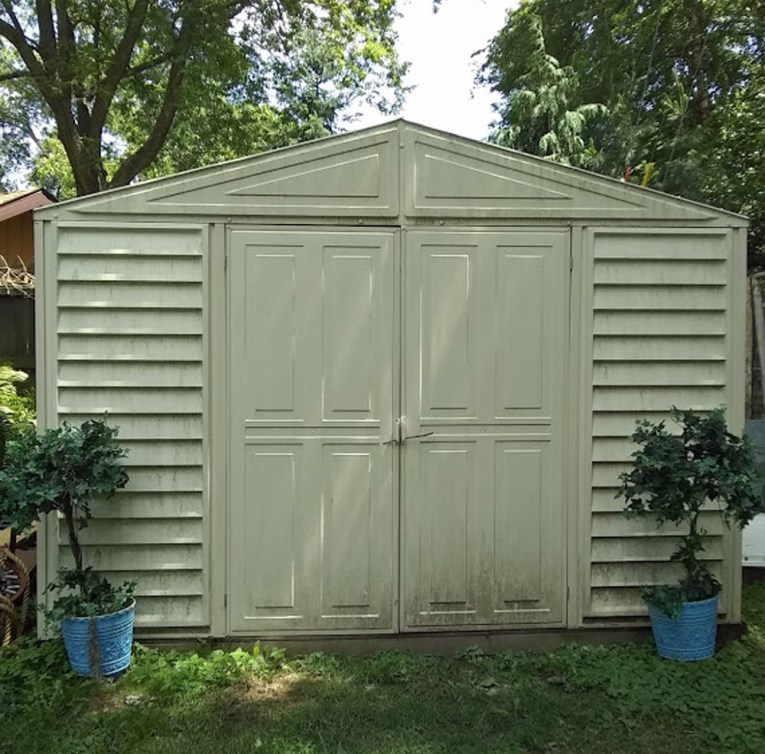 Shed Makeoever Inspiration