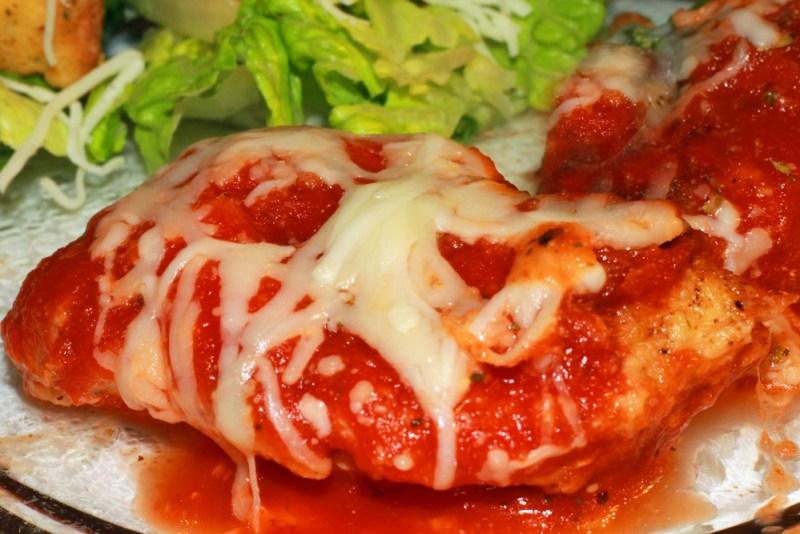 Gluten Free SCD Chicken Parmesan Paleo Recipe