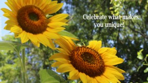 Celebrate What Makes You Unique