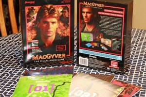 MacGyver The Escape Room Game