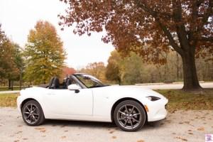 Enjoying Fall in the New 2019 Mazda MX-5 Miata