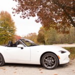 Enjoying Fall in the New 2019 Mazda MX-5 Miata
