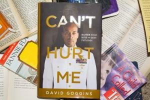 Reading Resolution: David Goggins Can't Hurt Me