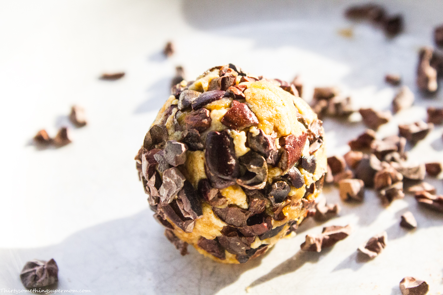 Chocolate Keto Peanut Butter Balls