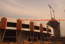 View of Stadium Main Entrance from Plaza area (27-Dec-2014)