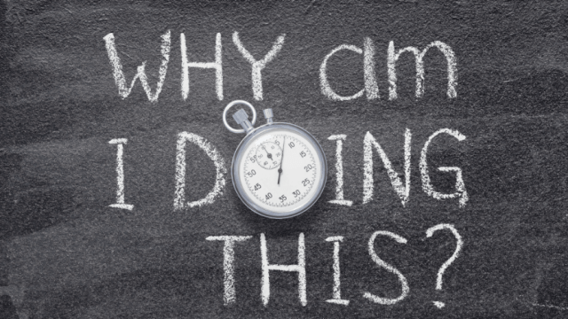 How To Find Your Why For Weight Loss
