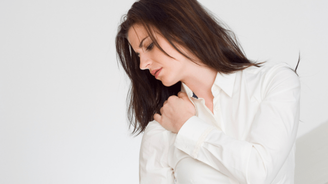 Why Does My Shoulder hurt after gastric bypass