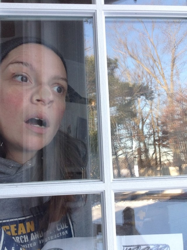 cabin fever shock and denial