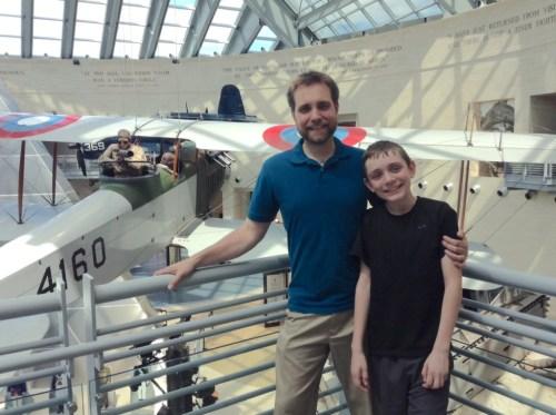 marine corp museum update