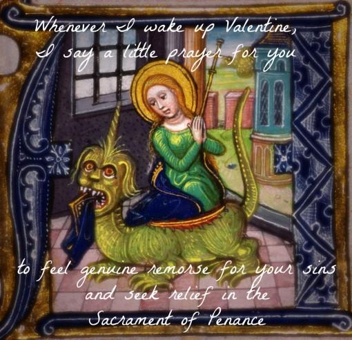 St. Margaret Valentine