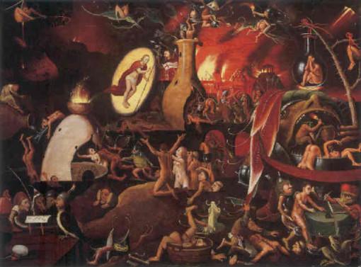 Pieter_huys_harrowing_of_hell