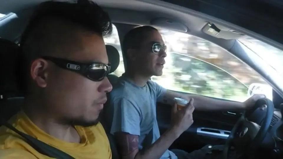 Carlos and Jason Mexican roadtrip