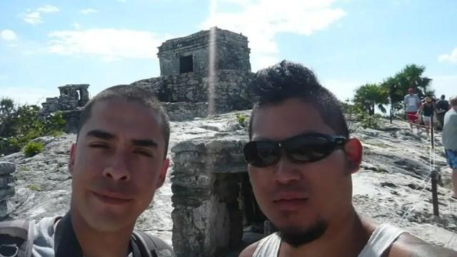 Tulum Pyramids