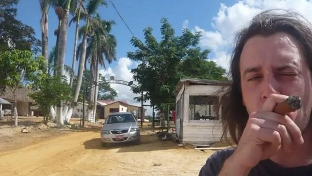 Newfie Joe in Cuba