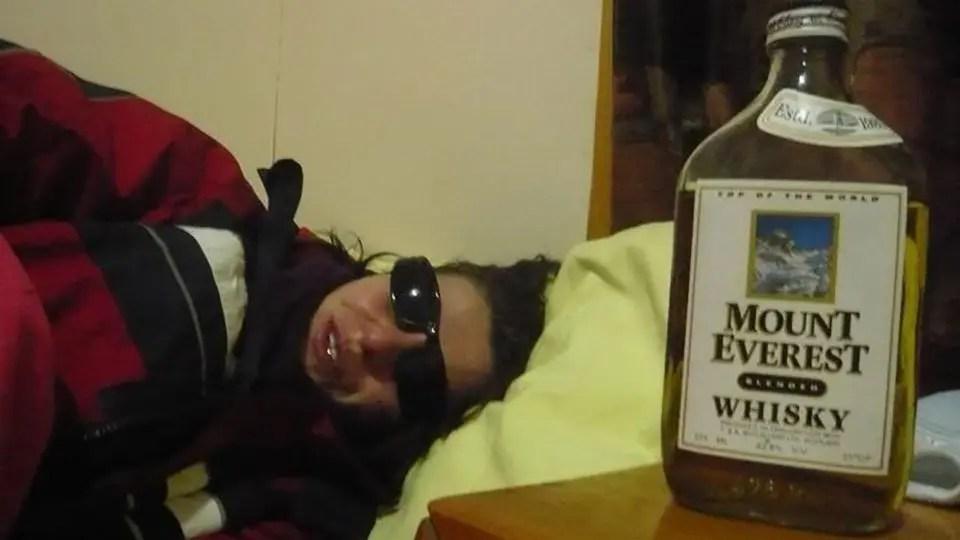 Mount Everest Whiskey