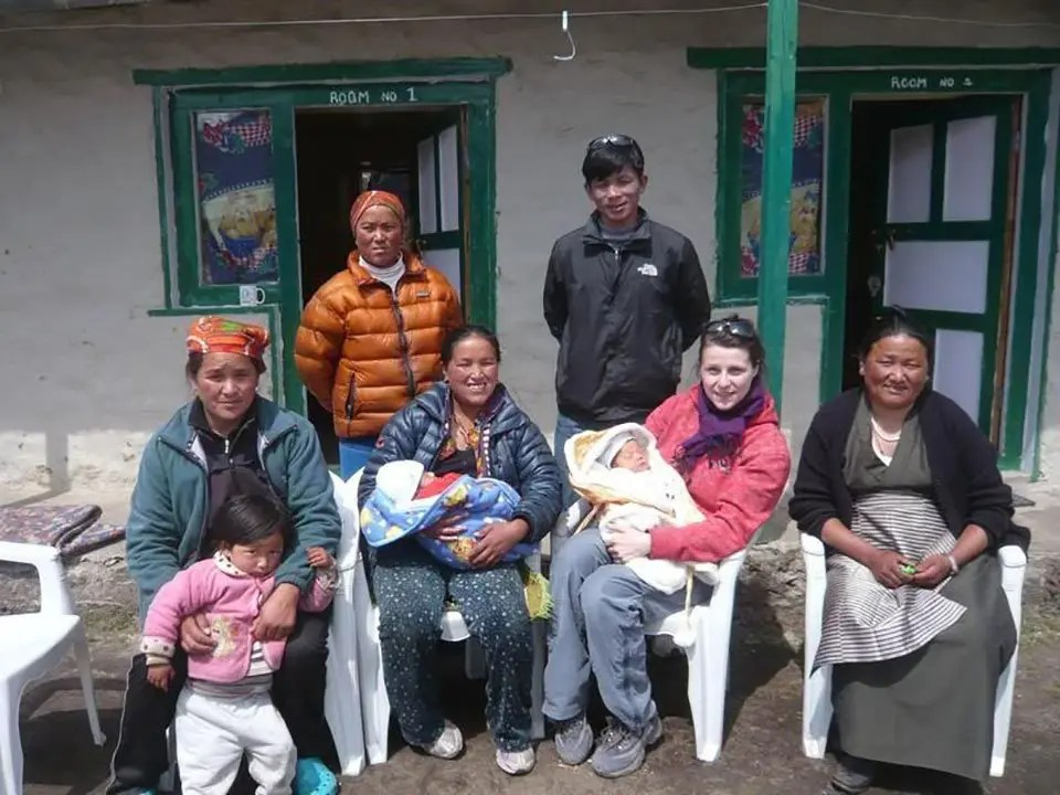 Khumjung Family