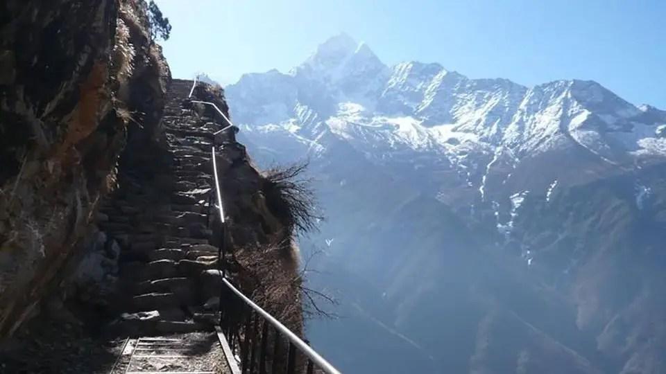 Himilayas Mountain Roads