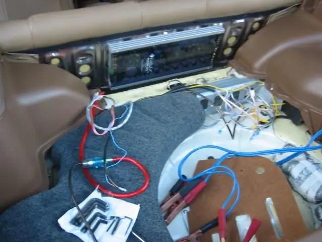 sound system Helix amp