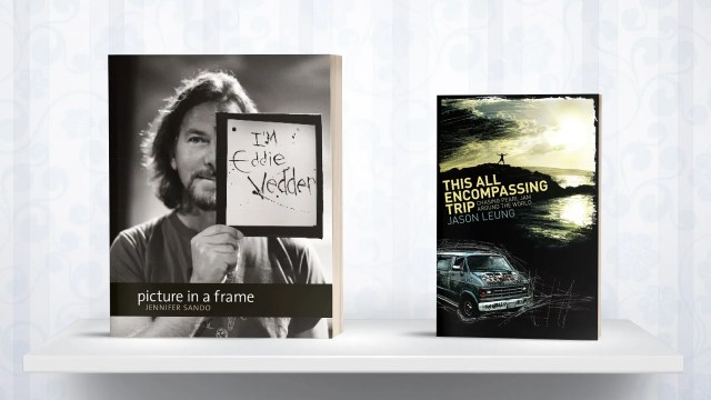 Pearl Jam books