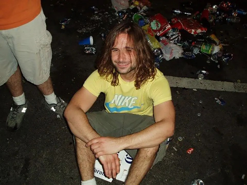 Pearl Jam at Camden, NJ 2006