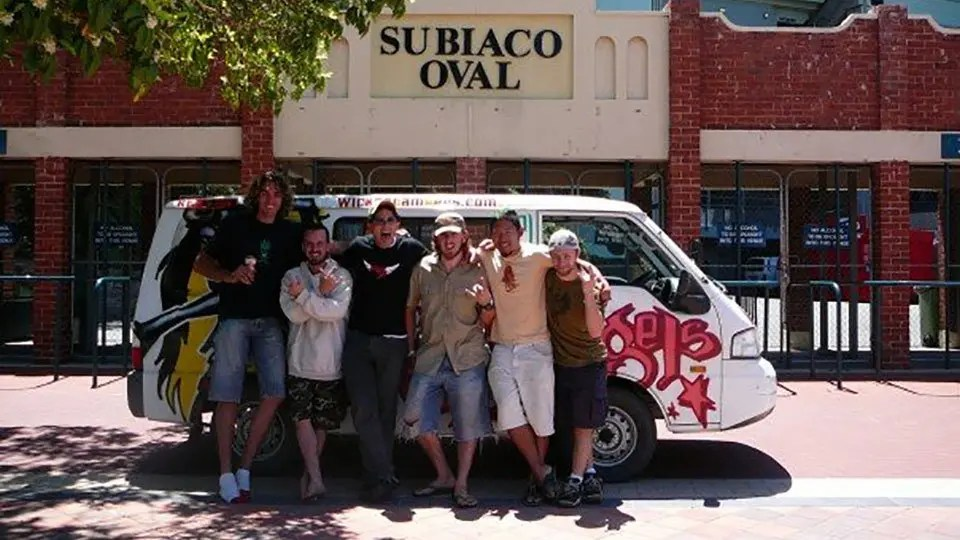 Touring Van World Wide Tour