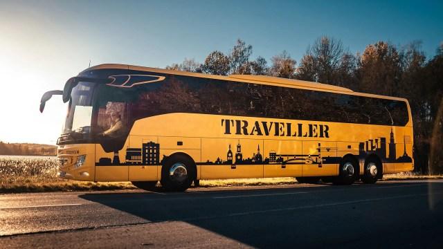 Traveller Buss